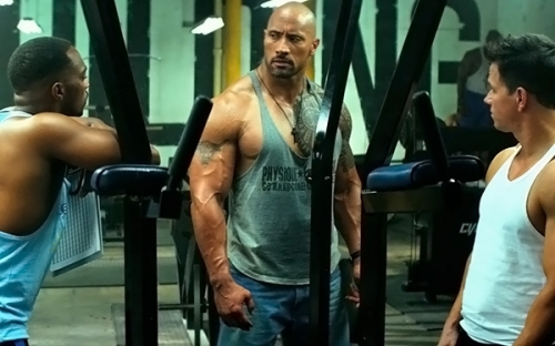 Insight from Pain and Gain - the ego/pain-body