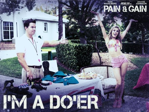 Insight from Pain and Gain - I'm a doer